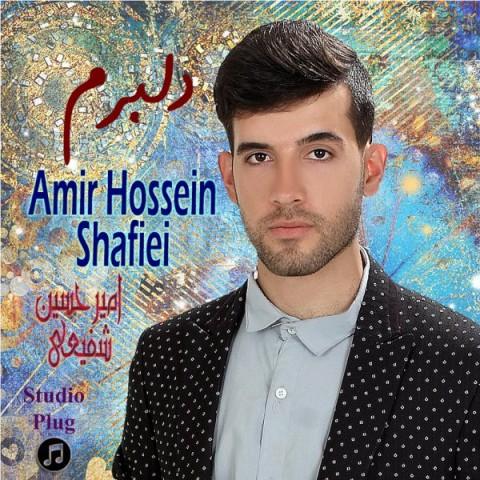 دانلود ترانه جدید امیرحسین شفیعی دلبرم