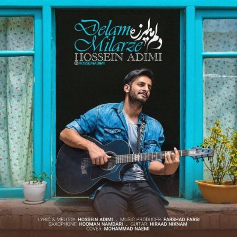 دانلود ترانه جدید حسین ادیمی دلم میلرزه