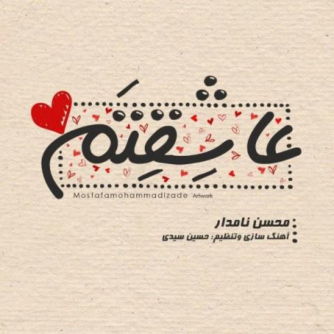 دانلود ترانه جدید محسن نامدار عاشقتم