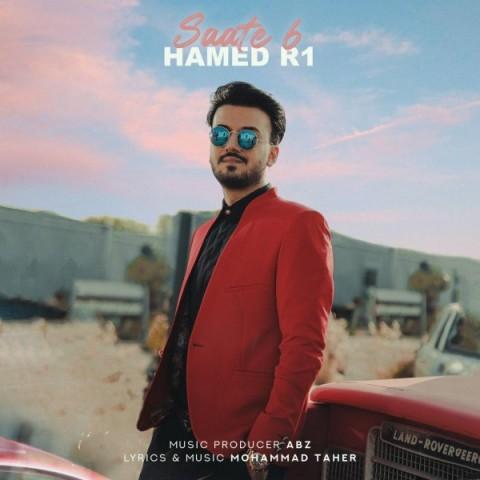 دانلود ترانه جدید حامد عاروان ساعت