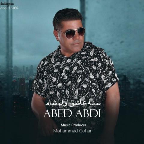 دانلود ترانه جدید عبد عبدی سنه عاشق اولمشام