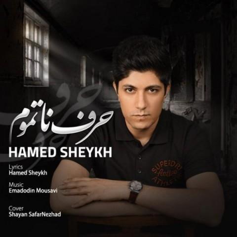 دانلود ترانه جدید حامد شیخ حرف ناتموم