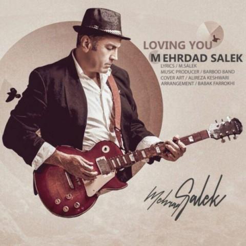 دانلود ترانه جدید مهرداد سالک دوست دارم