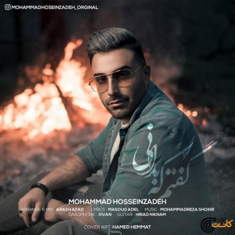 دانلود ترانه جدید محمد حسین زاده گفتم که بدانی