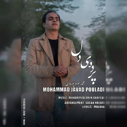 دانلود ترانه جدید محمد جواد پولادی پرده ی دل