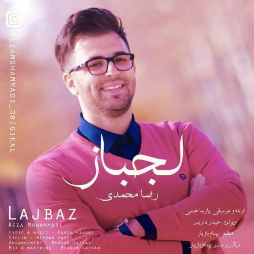 دانلود ترانه جدید رضا محمدی لجباز
