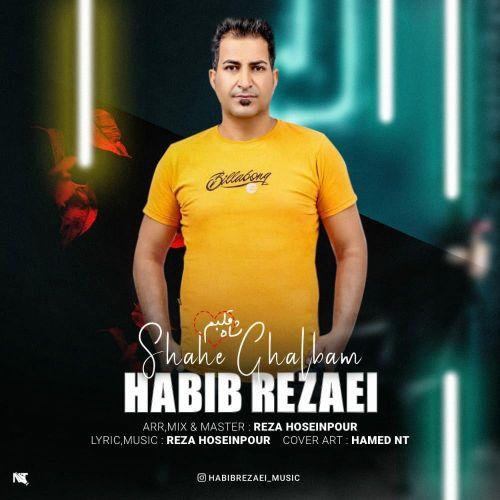 دانلود ترانه جدید حبیب رضایی شاه قلبم