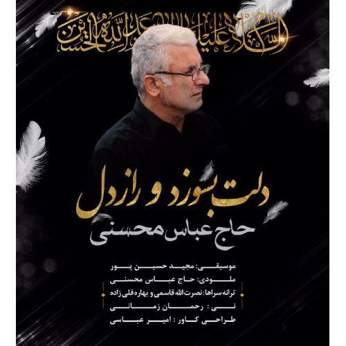 دانلود ترانه جدید حاج عباس محسنی راز دل