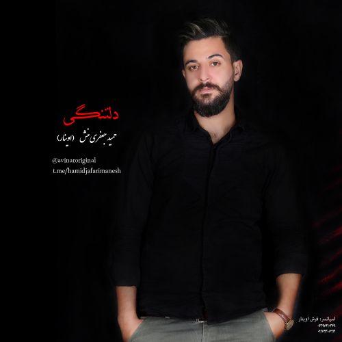 دانلود ترانه جدید حمید جعفری منش ( اوینار ) دلتنگی