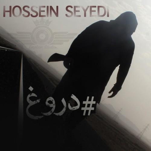 دانلود ترانه جدید حسین سیدی دروغ