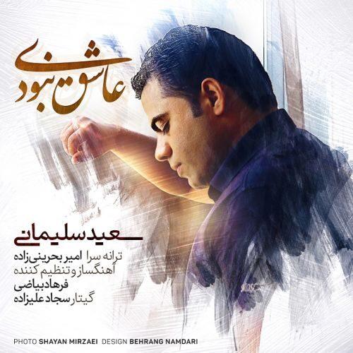 دانلود ترانه جدید سعید سلیمانی عاشق نبودی