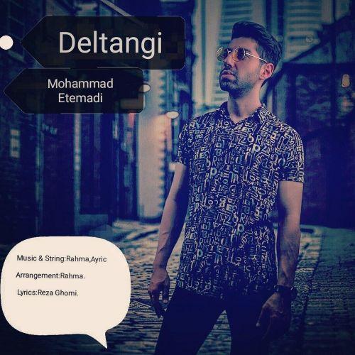 دانلود ترانه جدید محمد اعتمادی دلتنگی