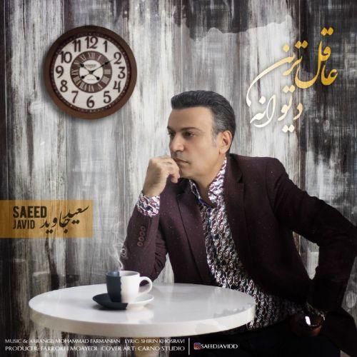 دانلود ترانه جدید سعید جاوید عاقل ترین دیوانه