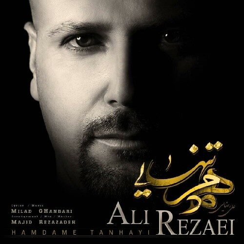 دانلود ترانه جدید علی رضایی همدم تنهایی