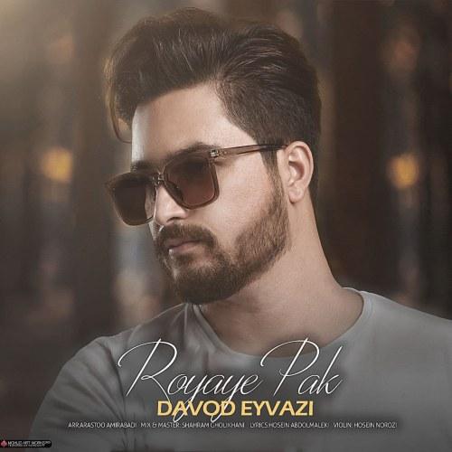 دانلود ترانه جدید داود عیوضی رویای پاک