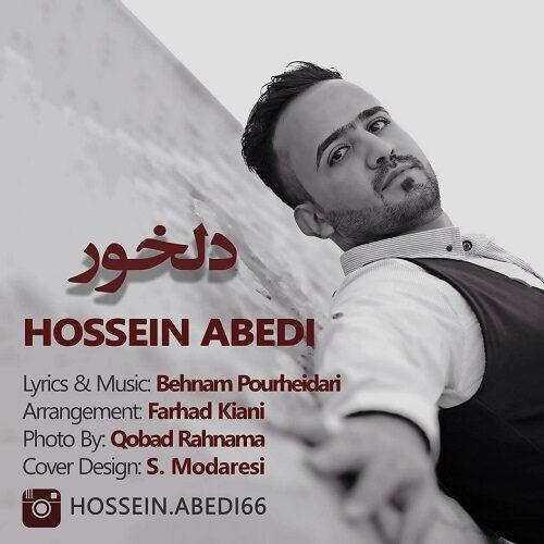 دانلود ترانه جدید حسین عابدی دلخور