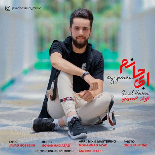 دانلود ترانه جدید جواد حسینی ای جانم