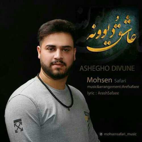 دانلود ترانه جدید محسن صفری عاشق و دیوونه