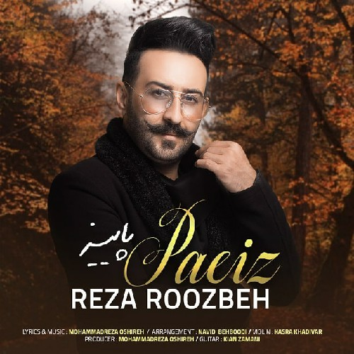 دانلود ترانه جدید رضا روزبه پاییز