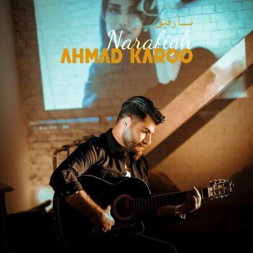 دانلود ترانه جدید احمد کارو نارفیق