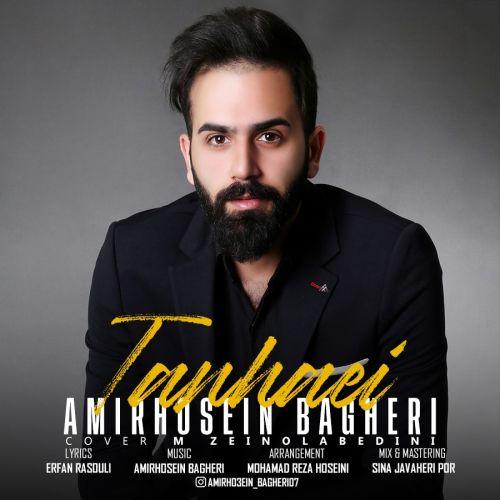 دانلود ترانه جدید امیرحسین باقری تنهایی