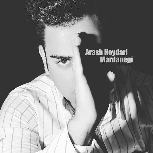دانلود ترانه جدید آرش حیدری مردانگی