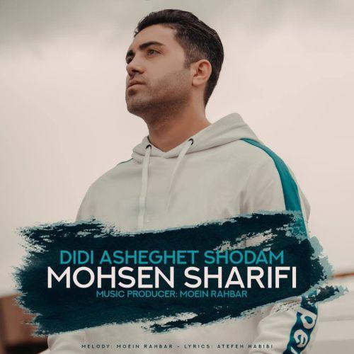دانلود ترانه جدید محسن شریفی دیدی عاشقت شدم