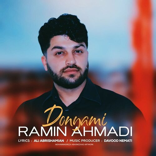 دانلود ترانه جدید رامین احمدی دنیامی