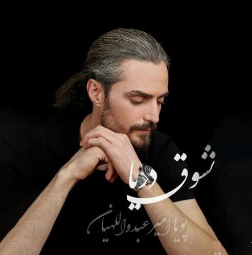 دانلود ترانه جدید پویا امیرعبداللهیان شوق دریا