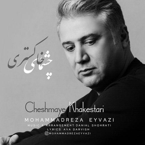 دانلود ترانه جدید محمدرضا عیوضی چشمای خاکستری