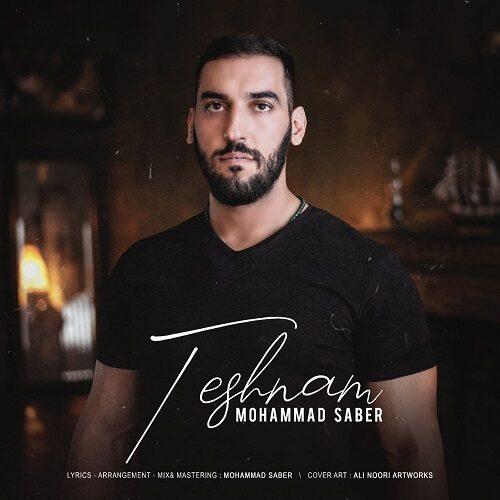 دانلود ترانه جدید محمد صابر تشنم