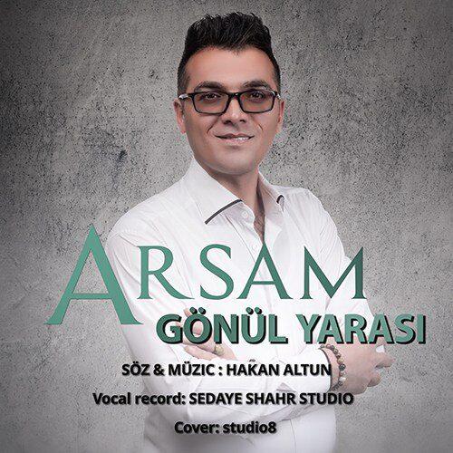 دانلود ترانه جدید آرسام گونول یاراسی