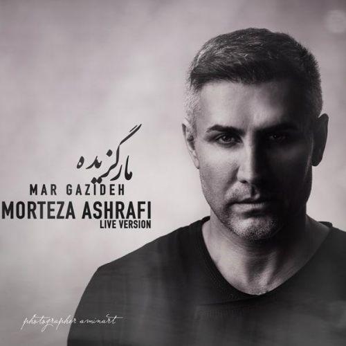 دانلود ترانه جدید مرتضی اشرفی مار گزیده (اجرای زنده)