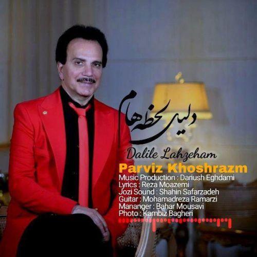 دانلود ترانه جدید پرویز خوشرزم دلیل لحظه هام
