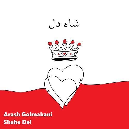 دانلود ترانه جدید آرش گلمکانی شاه دل